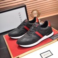 Sneakers Sepatu Gucci Gang GG Pria Branded Asli Import Mirror Original