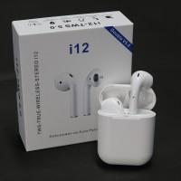 Airpods i12 TWS Earphone Wireless Bluetooth dengan Kontrol Sentuh