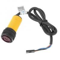 E18-D80NK Adjustable Infrared Rintangan Deteksi Sensor Penghindaran