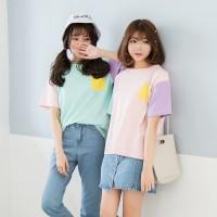 Kpop EXO T-shirt Tees Top untuk Wanita Girl kaos puncak