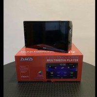 Head Unit Double Din Dhd 9818 Mobil Jazz