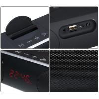 Mini BT Speaker Portable Wireless Soundbar Sound System 3D Stereo