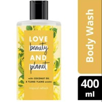 Love beauty and planet body wash 400ml