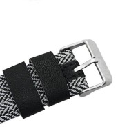 Dijual Fabric Zig Zag Strap Band for Apple Watch 42mm Murah