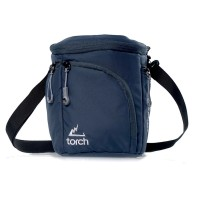 Limit edition TORCH TAS CAMERA MIRROLES POUCH BOSTON NAVY Limited