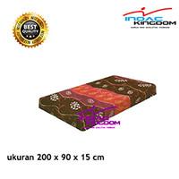 INOAC KASUR BUSA SINGLE ukuran 200 x 90 x 15 cm