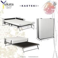 Yukata Heya Sofabed Type Kaeteki