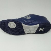 sale hot Sepatu futsal Kelme original Power Grip navy/silver new 2018