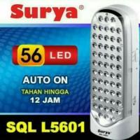 LAMPU EMERGENCY SURYA SQL 5601 PROMO !!!