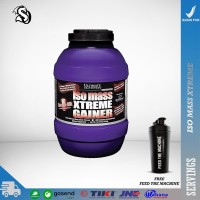 ISO MASS XTREME GAINER 11 LBS ULTIMATE NUTRITION