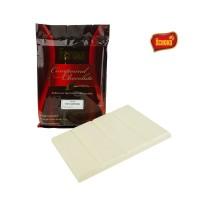 SCHOKO White Chocolate Compound 1Kg / Coklat Putih / Coklat Batangan