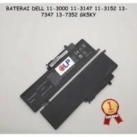 Baterai Dell 11-3000 11-3147 11-3152 13-7347 13-7352 GK5KY