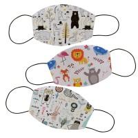 Masker kain filter non medis lucu anak dan dewasa- Animal 5