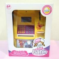 Mainan anak ATM Bank mesin ATM