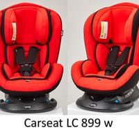 Carseat Babydoes Premium - Merah