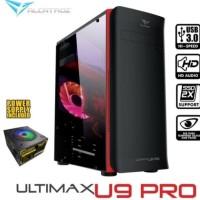 PC GAMING AMD A8-9600 / MB Biostar A320 / 4GB DDR4
