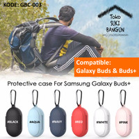 Samsung Galaxy Buds Buds+ Plus Rubber Silicone Case Protector GBC-003