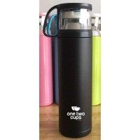 Termos thermos tumbler stainless steel kopi teh susu hot cold cup