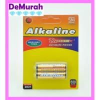 AAA Baterai Alkaline Dynamax Kualitas SNI