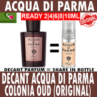 DECANT PARFUM ACQ*A DI PA*MA COLONIA OUD SIZE 2ML 4ML 6ML 8ML 10ML