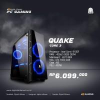 PC Gaming QUAKE CORE 3 9100F
