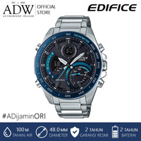 Jam Tangan Pria Casio Edifice Analog ECB-900DB