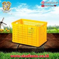 Keranjang Kotak Kuning 2606 - Star Farm