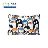 Sleep Max Small Pillow/Bantal Balita Motif 35x50 Cm - Motif Penguin