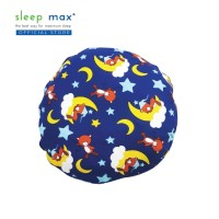 Sleep Max Floor Cushion Mini/Bantal Lantai Mini 45x45 Cm-Bear Biru