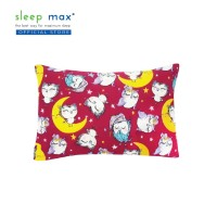 Sleep Max Small Pillow/Bantal Balita Motif 35x50 Cm-Motif Owl