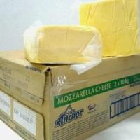 mozzarella cheese anchor repack 250gr