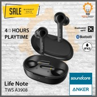 Anker SoundCore Life Note Wireless Earbuds Bluetooth TWS A3908