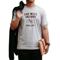 VOYEJ West Inland T-Shirt - Kaos Unisex Cotton