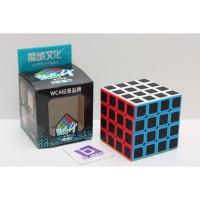 Rubik 4x4 Moyu MF Meilong 4x4 Carbon Original