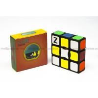 Rubik 1x3x3 Z Cube with Standar Sticker 1x3x3 Black Base