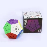 Rubik Megaminx - YJ Yuhu Megaminx M Stickerless Original