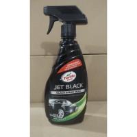 Turtle Wax Jet Black Spray Wax For Black Paint Asli 473ml T-11