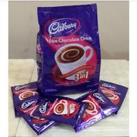 Cadbury 3 in 1 Hot Chocolate Drink (2PCS)
