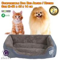 Comfortable Dog Bed Tempat Tidur Untuk Anjing / Kucing Size M
