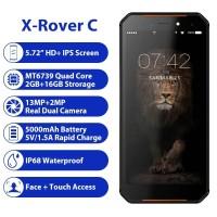 Leagoo X-Rover C IP68 Smartphone 5.72 Mtk6739 Quad Core 2GB 16GB