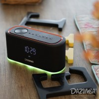 Speaker Bluetooth With Radio n Jam LED Dazumba DW856