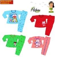 Baju Tidur Anak Perempuan Remaja 7-12 Tahun MOTIF & WARNA ACAK/RANDOM