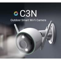 IP Camera CCTV Wifi EZVIZ C3N Full HD 1080p OUTDOOR Garansi Resmi