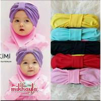 Kerudung Bayi Kimi Mikhayla/ Hijab Jilbab Bayi Murah