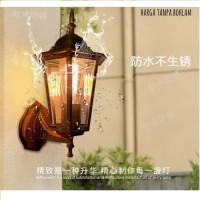FL 1057 LAMPU DINDING TAMAN MINIMALIS VINTAGE DEKOR OUTDOOR WATERPROOF