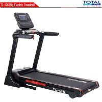 Treadmill Elektrik TL-126 - Original Total Health Gym Treadmil Fitness