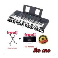 NEW KEYBOARD YAMAHA PSR-E273 / PSR273 original( Bonus stand dan tas)