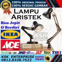 LAMPU ARSITEK JEPIT / LAMPU MEJA LED / LAMPU BACA BELAJAR / LM 219