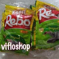 Kuaci Rebo / Kwaci Rebo (isi 20 sachet)