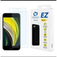 Whitestone iPhone SE 2020 EZ Tempered Glass Screen Protector - 2 Pack